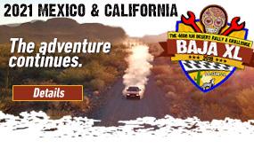 BajaXL Rally